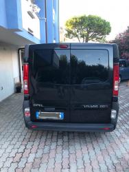 Opel Vivaro con pedana disabili