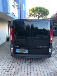 Opel Vivaro per disabili