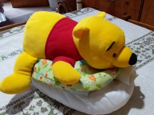 Peluche Winnie The Pooh con Borsa Acqua Calda