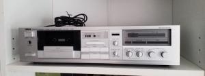 Piastra a cassette