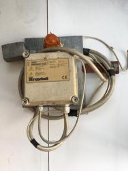 Radiocomando per gru