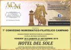Settimo Convegno numismatico filatelico Campano