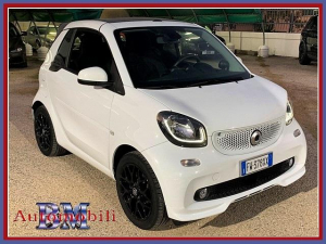 SMART FORTWO CABRIO 0.9 TURBO 90CV SUITEWHITE