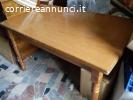 Tavolo in Legno con 4 Sedie