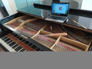 Tecnico accordature pianoforti