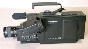 Telecamera  d'epoca NORDMENDE CV-155 / V