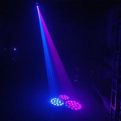 Teste Mobili Spot LED 75W Piccole e Potenti