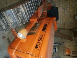 trattore fiat 505 C