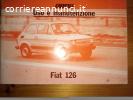 libretto FIAT 126