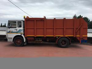 Vendo camion per trasporto specifico