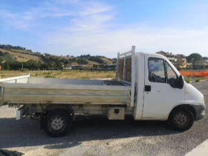 Fiat Ducato cassonato