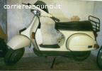 Vespa 125 PxT5 Bianco Avorio