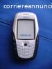 Vintage Cellulare Nokia 6600 con antenna GPS